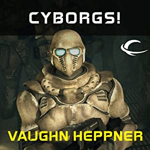Cyborgs! Audiobook