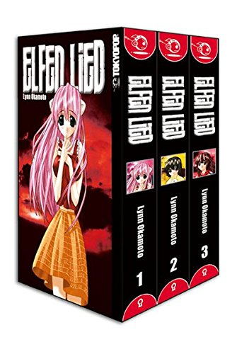 Elfen Lied Box 01