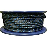 Bright Color Version of Mastrant-P Braided Guying Rope 100 Meters Long Mastrant R03100 Mastrant-R 3mm 1//8