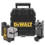 DEWALT DW089K Self-Leveling 3-Beam Line Laser