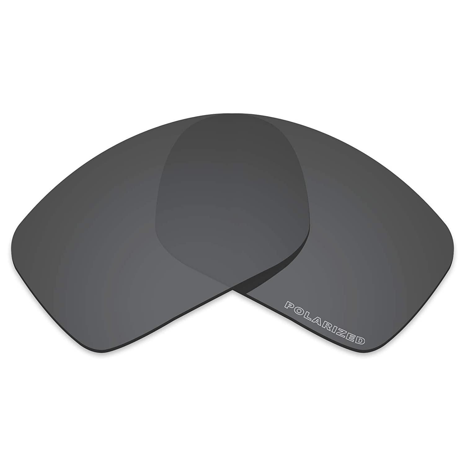 b647bccca823f Amazon.com  Tintart Performance Lenses Compatible with Oakley Triggerman  Polarized Etched-Carbon Black  Clothing
