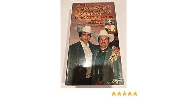 Amazon.com : Chalino sanchez En vivo desde el farallon VHS : Camera & Photo