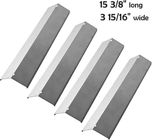 SHINESTAR Grill Heat Plate for Brinkmann 810-3660-S 810-2511-S Replacement Part