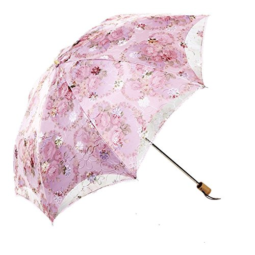 women-beatiful-pink-folding-lace-parasol-sun-anti-uv-upf-50-umbrella-compact-travel-umbrella
