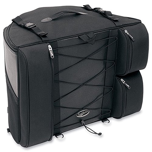 (Saddlemen SaddleStow BR4100 Dresser Back Seat Bag - HC-01-0322)