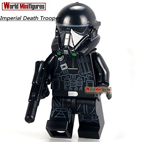 STAR WARS Imperial Death Trooper Rogue One Blocks Minifigures Kids Toys Gift