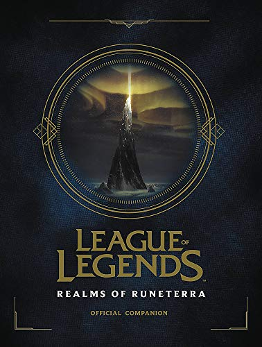 Book : League Of Legends Realms Of Runeterra (official...