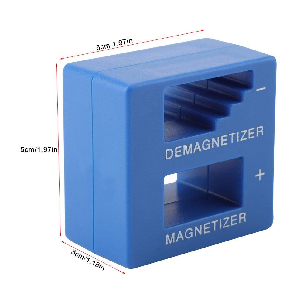 2 En 1 Magnetizador desmagnetizador Herramienta Magnética para ...