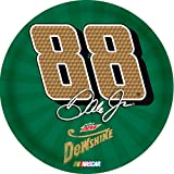 Dale Earnhardt Jr #88 RETRO Special Edition Throwback DewShine 4' Round DECAL Auto Home Nascar