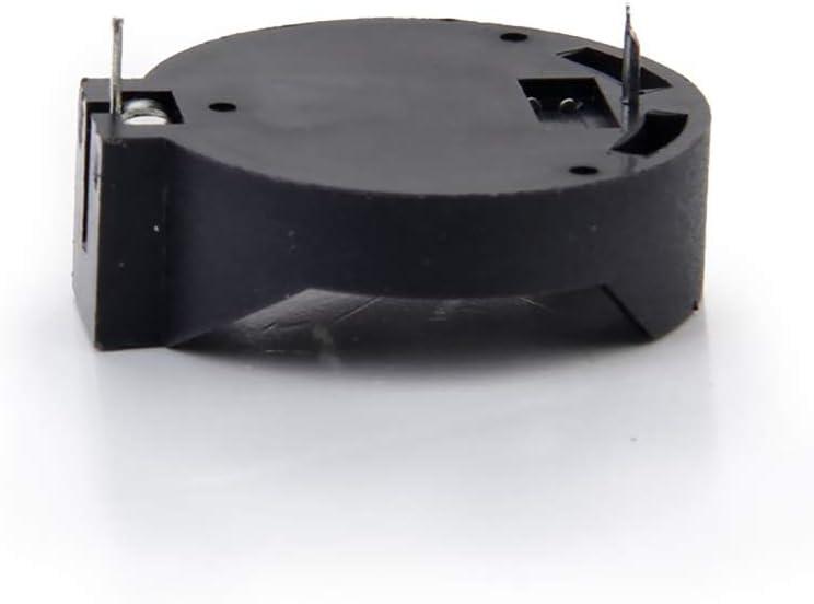 10pcs Support de Pile Bouton Bo/îtier de Batterie pour CR2032