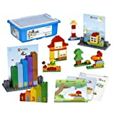 LEGO Education DUPLO Creative Builder Set 6024000 (124 Bricks, 4 Building Cards)