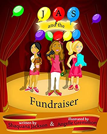 Jas And The Fundraiser
