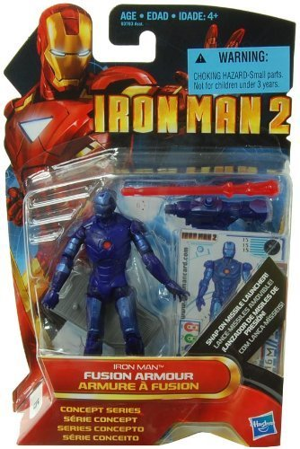 Hasbro Marvel Iron Man 2 Concept 3.75