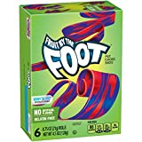 #7: Betty Crocker Fruit By The Foot Berry Tie-Dye 6-0.75 oz Rolls