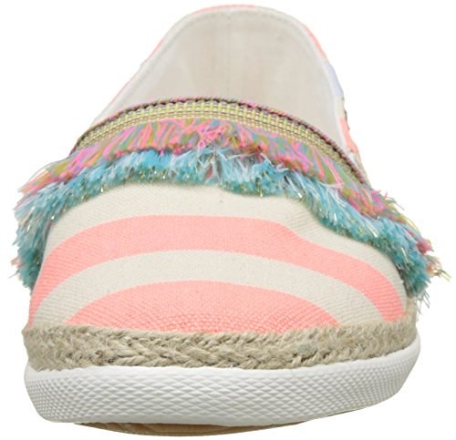 Pink Fringes Jeans Nora Pepe Rose Fille Espadrilles Hot A6ggn0Pq