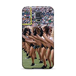Ideal Janehouse Case Cover For Galaxy S5(philadelphia Eagles Cheerleaders 2013), Protective Stylish Case