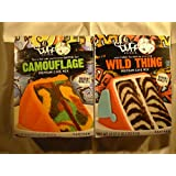 Duff Goldman Premium Cake Mix Two Pack (Camouflage ; Wild Thing)