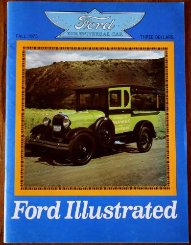 Ford Illustrated Fall 1975 (Ford Illustrated - Ford Fire Engine 1932