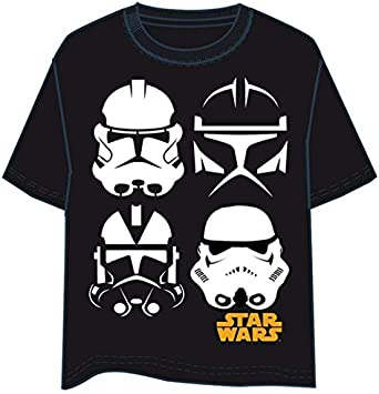 Camiseta Star Wars Troops (M): Amazon.es: Juguetes y juegos