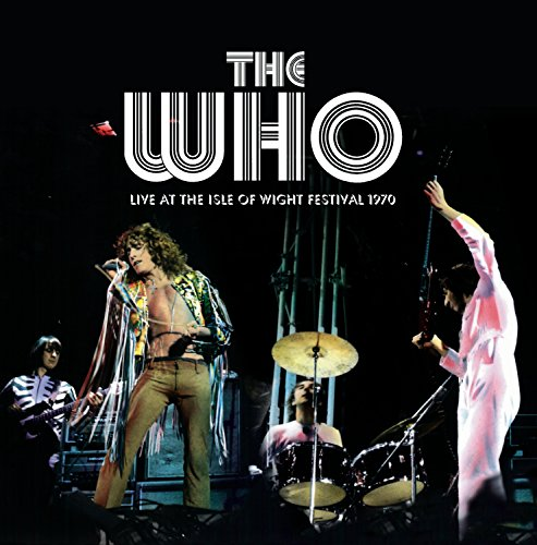 - Live At The Isle Of Wight