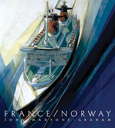 France/ Norway: France's Last Liner/ Norway's First Mega Cruise Ship