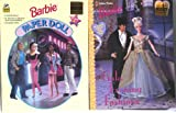 img - for 2 Barbie Golden Books Paper Doll Books (2 Book Set Includes 0307022153 & 0307302512) book / textbook / text book