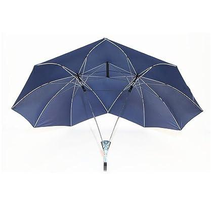 Amazon.com: FY - Paraguas de doble tamaño para pareja de dos ...