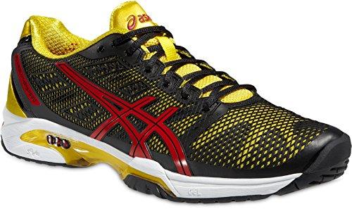 Asics - Scarpe da ginnastica Gel Solution Speed - Jaune (Yellow)