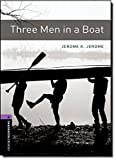 Image of Oxford Bookworms Library: Three Men in A Boat: Level 4: 1400-Word Vocabulary