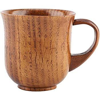 Various Type Classical Bamboo Cup Beer Mug Drinking Tea Mug Camping Vintage