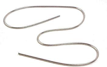 35e0ef615be786 Filo di brodo (zig zag filo) 3 mm 100 G argento