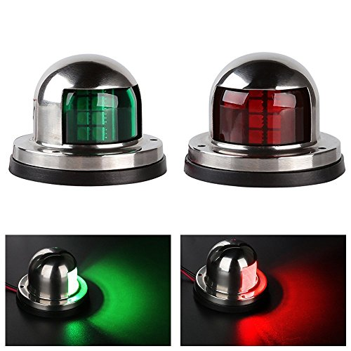 Atv,rv,boat & Other Vehicle Fashion Style Super Bright Marine Boat Navigation Anchor Light 12 V 360 Degree All Round Boat Light White Lamp Led Navigation Light Distinctive For Its Traditional Properties