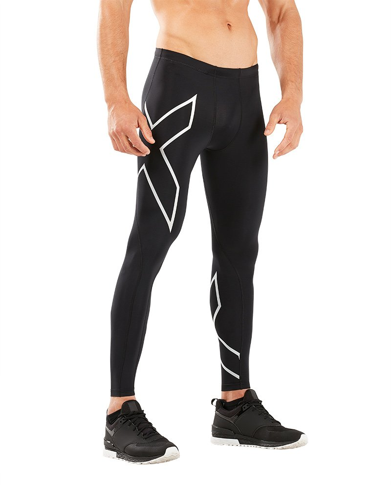 2XU Compression Tights MA1967b Black/Black S 2XMA1967B_BKBK-S
