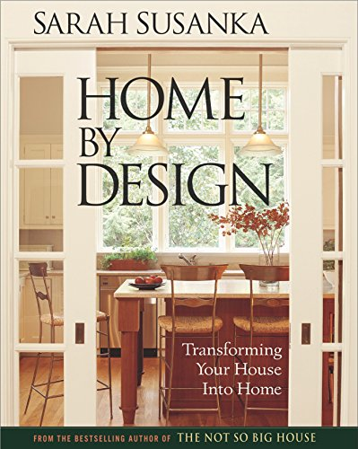 Cheap  Home by Design: The Language of The Not So Big House (Susanka)