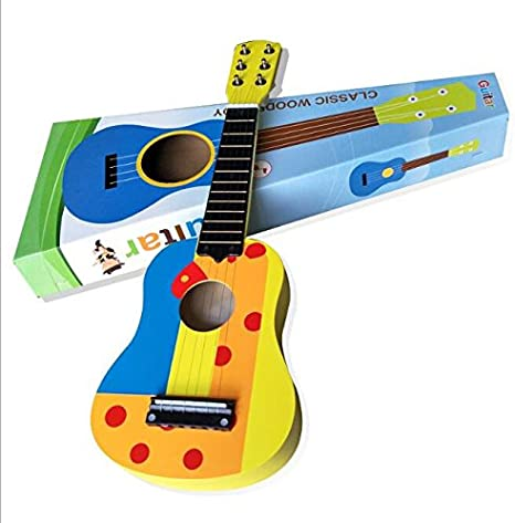 Child Development Musical Instrument Guitar Toy Children Guitar Toy Fun
