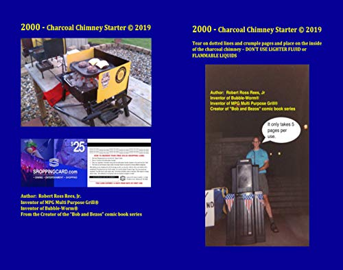 2000 - Charcoal Chimney Starter (c) 2019