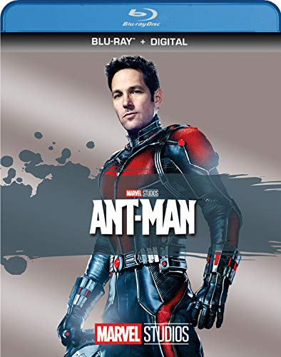 ANT-MAN [Blu-ray] (The Walt Disney Company The Entertainment King)
