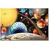 Melissa & Doug Solar System Floor Puzzle (48 Pieces), 2 x 3 feet