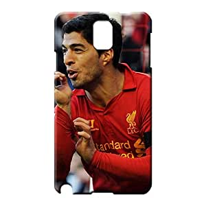 samsung note 3 Series Top Quality Protective mobile phone covers liverpool luis suarez