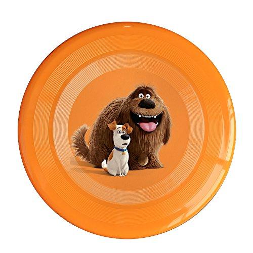 DETED Cute The Secret Life Of Pets2 Flying Disc - Orange