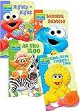 Sesame Street Beginnings Board Books - Set of Four