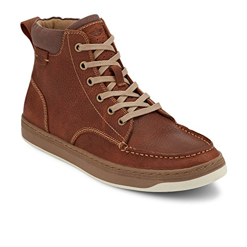 Dockers Men's Chadwick Chukka Boot, Red/Brown, 13 M US (Dockers Boots Shoes)