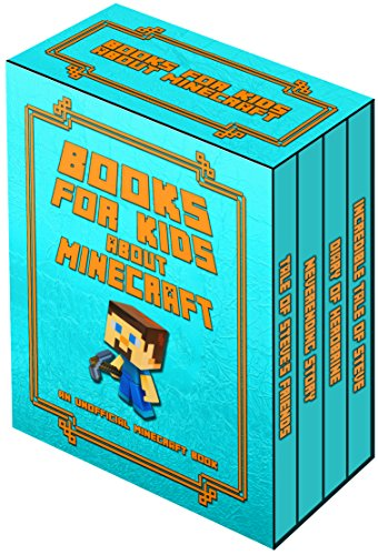 Minecraft Books for Kids: Collection of Amusing Minecraft Short Stories for Children. An Unofficial Minecraft Book 2019 (Minecraft Books, Minecraft Books For Kids, Minecraft Children Stories)