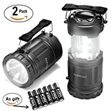 LED Camping Lantern-2 Pack Swiftrans Ultra Bright Flashlights - Best Reviews Guide