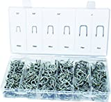 Swordfish 32280 - 500pc Insulated U Staple / Nail Assortment