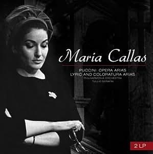 Puccini: Opera Arias/Lyric & Coloratura Arias [Vinilo]