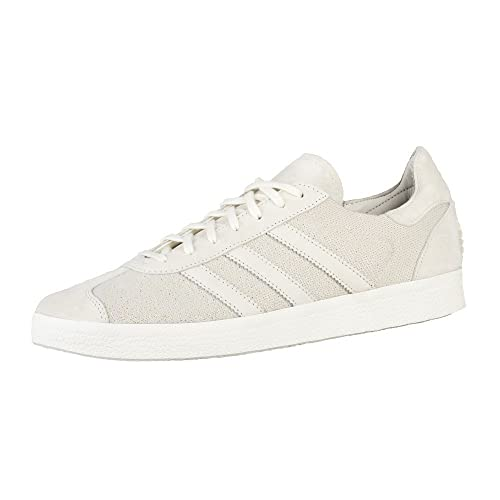classic fit 202df 0d63a adidas Mens Originals Mens WH Gazelle PK OG Trainers in Off White - UK 10