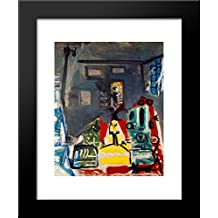 Las Meninas (Velazquez) 20x24 Framed Art Print by Picasso, Pablo