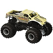 Hot Wheels Monster Jam 1:24 Scale Pouncer Vehicle