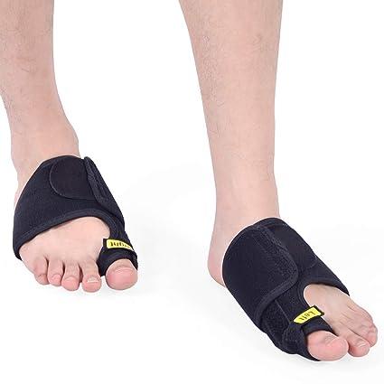 Separadores de Dedos, Corrector de juanetes Kit de Alivio de juanetes Pedicura Pulgares ortopédicos en